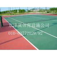 承接丙烯酸网球场建设-丙烯酸网球场施工-弹性丙烯酸网球场铺设
