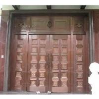 四川成都铜门、特种门、防火门、人防门、密闭门、遥控门、卷帘门