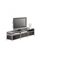 欧式时尚简单组合型不锈钢酒店/家用电视柜客厅柜