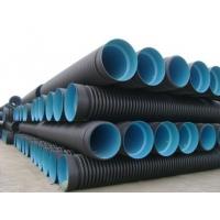 临沂HDPE双壁波纹管生产厂家济宁HDPE双壁波纹管价格