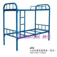 供应中山铁床,双层床,圆管床,结实的铁床