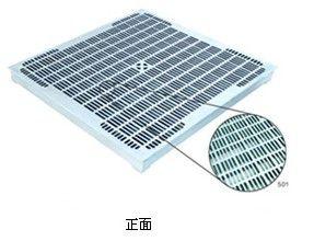 成都铝合金防静电地板 格栅板