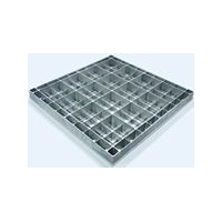 慧通地板 铝合金防静电地板