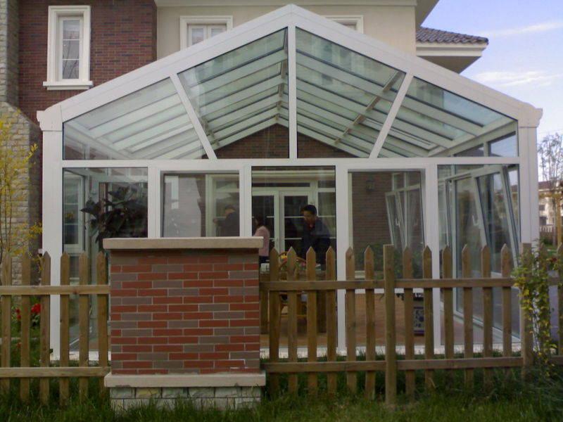 阳光房,玻璃阳光房 玻璃屋图片
