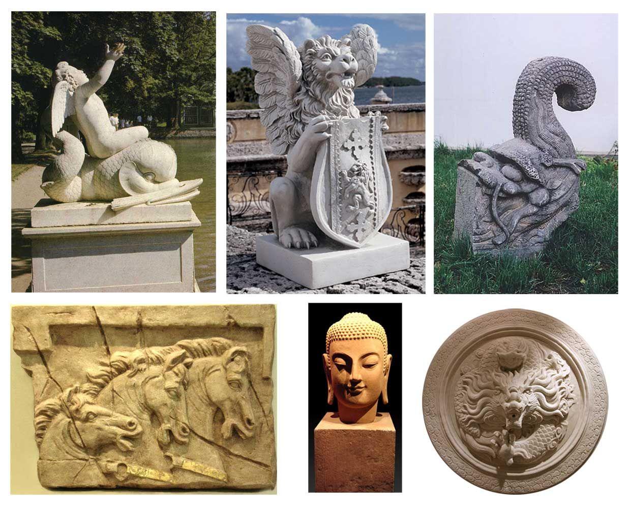 玻璃钢雕塑,欧式花园喷泉,流水工艺,卡通雕塑