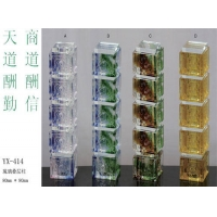 琉璃叠层柱