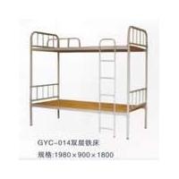 铁床,双层铁床,学生床,公寓床