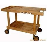 设计定做-霸州木质餐车/四联家具