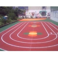 南京塑胶地坪-良东建筑装饰-塑胶地坪