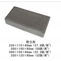 建菱砖 路面砖 透水砖 通体砖