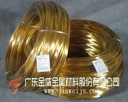 优质T2紫铜线厂家_广州磷铜线厂家-深圳H65黄铜线