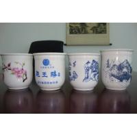北京口杯小酒杯河北陶瓷酒杯订做及批发