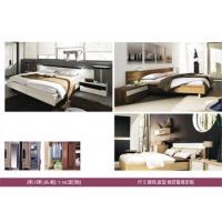 中山定制家具之床/床头柜系列