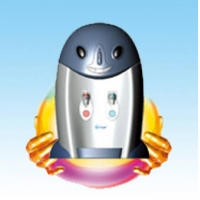 迪莱特牌卡通小海豚专用饮水机