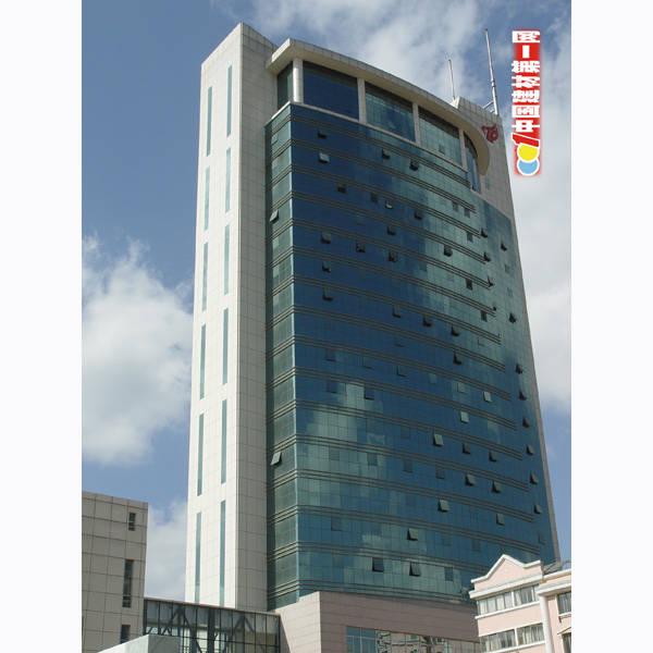 高层建筑-001|多功能万变玻璃百叶透气窗