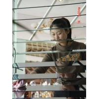 万变玻璃透气百叶窗(清洗方便)|陕西西安金恒窗帘