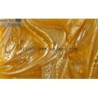 深圳大型透光石加工厂 珠光石异形造型透光材料 广告灯箱材料