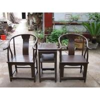 鸡翅木圈椅