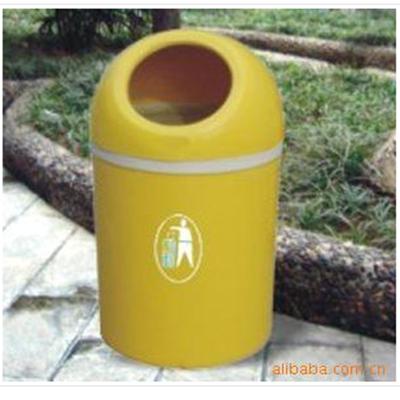 成都佳飞华城玻璃钢垃圾桶