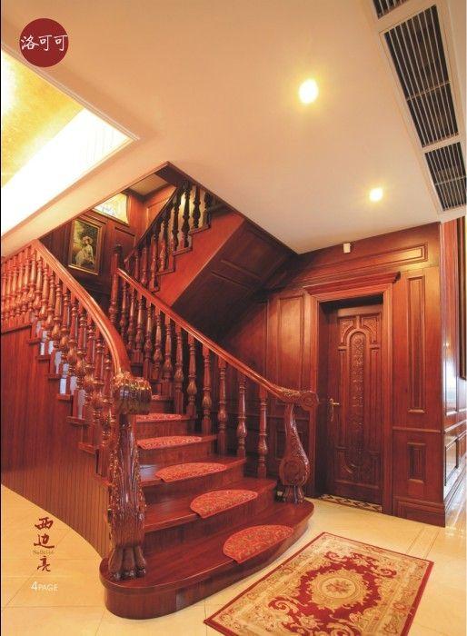 克拉玛依西边亮楼梯