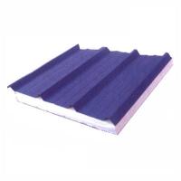 陕西西安新佳业钢结构 EPS夹芯瓦楞板