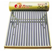 全力智能太阳能热水器