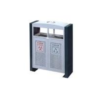 哈尔滨垃圾桶黑龙江果皮箱伊春环保桶四平移动塑料垃圾桶