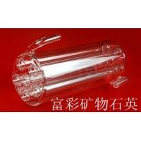 二氧化硅石英加热器  高纯石英反应仪器