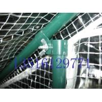 PVC夹网防尘布