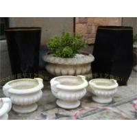 GRC水泥花盆,玻璃钢花盆, 玻璃钢钵花