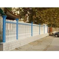 科创新型艺术彩色围栏/水泥围栏模具/艺术环保围栏