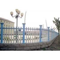 科创艺术围栏机/环保围栏/水泥围栏设备