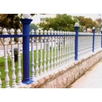 达州科创销售彩色围栏机械/彩色艺术围栏/水泥围栏模具艺/艺术