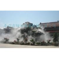 广东冷雾系统 园林人造雾系统 高压喷雾系统