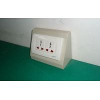钢制岛式插座 塑料岛式插座 仪器电源插座 岛式插座条