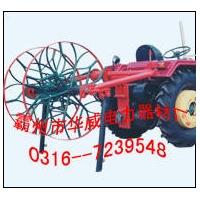拖拉机牵引机 拖拉机绞盘