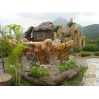 假山、假山塑石