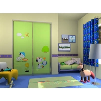 歐派櫥柜-整體櫥柜-童真年代