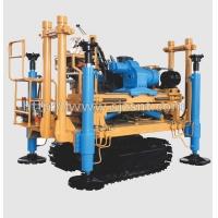石家庄供应煤矿用履带式全液压钻车
