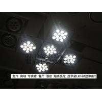高科技节能装饰射灯 展厅射灯 天花装饰LED射灯