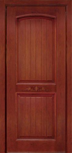 古典卧室门