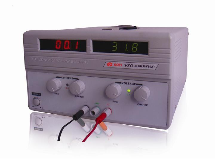 线性直流稳压电源 线性直流稳压电源厂家 SOYI 3010图片