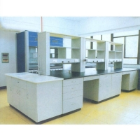 实验室中央台-全木结构3 陕西西安春意办公家具