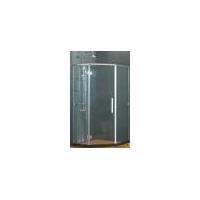 A027-J 钻石型内外开门淋浴房