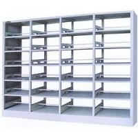 福州书架,图书架,钢制书架,学校图书架