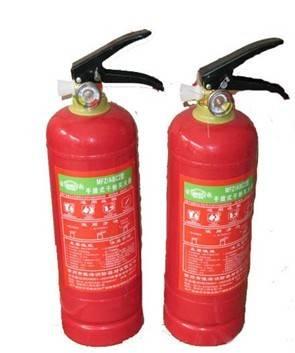 干粉灭火器 成都赛亚消防设备