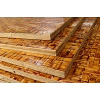 永华竹胶板,河南竹托板,免烧砖用竹托板