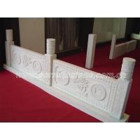 雪花白大理石板材,地磚,鋪路石,石球,扶手