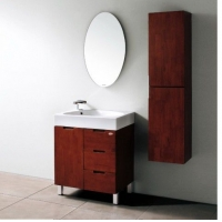 PGM4367-1简欧奢华橡木浴室柜