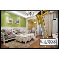 维多利亚阁楼伸缩楼梯,最节约室内空间的楼梯